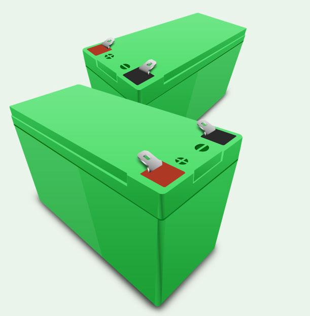 12v 14ah li-ion battery pack Lithium Iron Phosphate ...