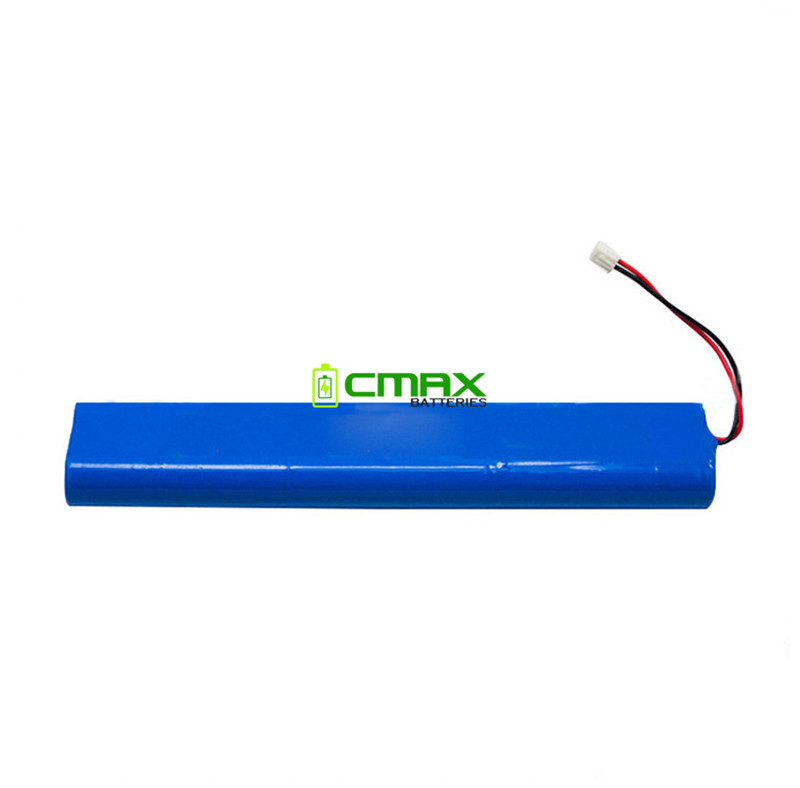 rechargeable li ion battery pack 11.1 v 5200mah
