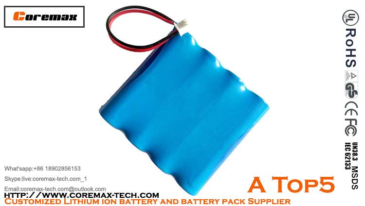 14.8 v lipo battery pack