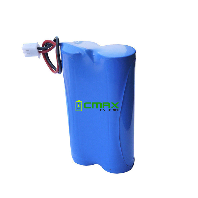 7.4v 1000mah li-ion battery 7 volt rechargeable battery 7.4 v lithium ion battery pack