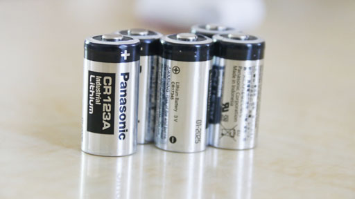 lithium metal primary battery